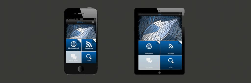 management tools Media Monitoring App