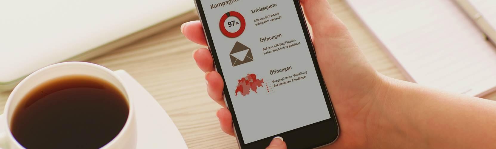 KMU-Ticker: Mit E-Mail-Marketing zum Erfolg