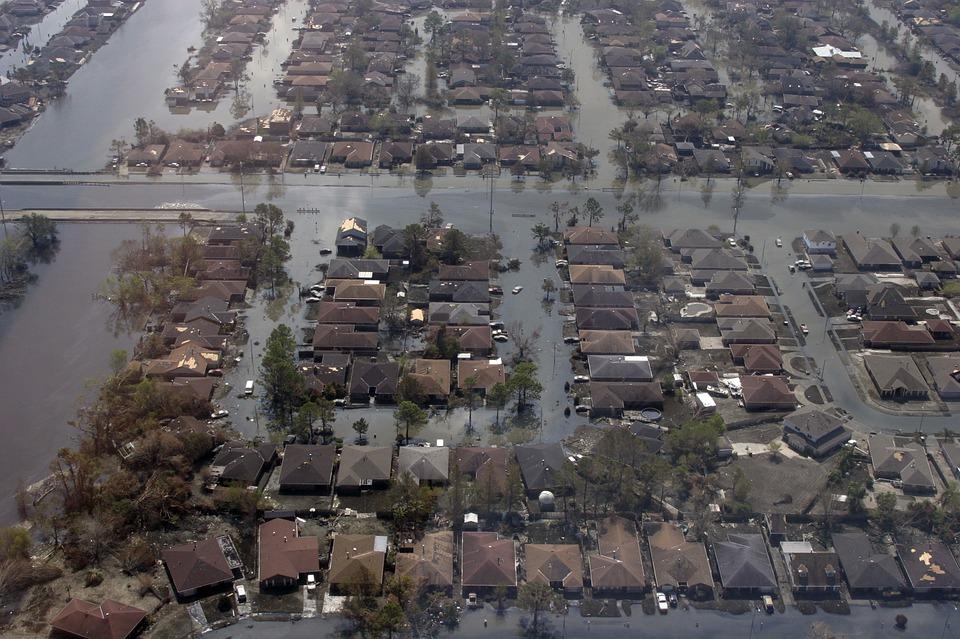 Wirtschaftliche Schäden aufgrund von Naturkatastrophen
