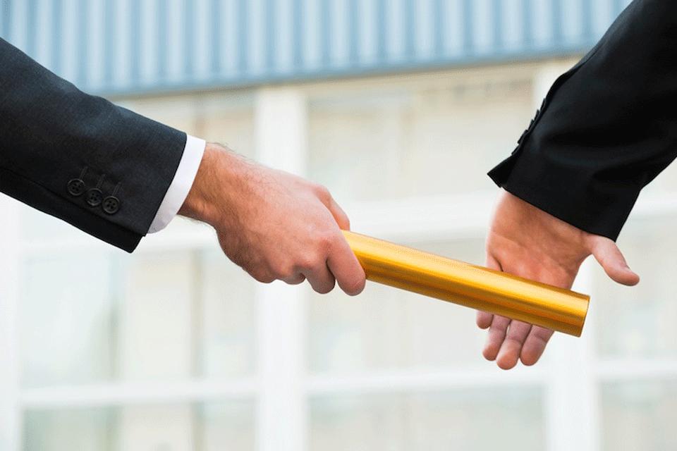 Führungswechsel bei management tools research