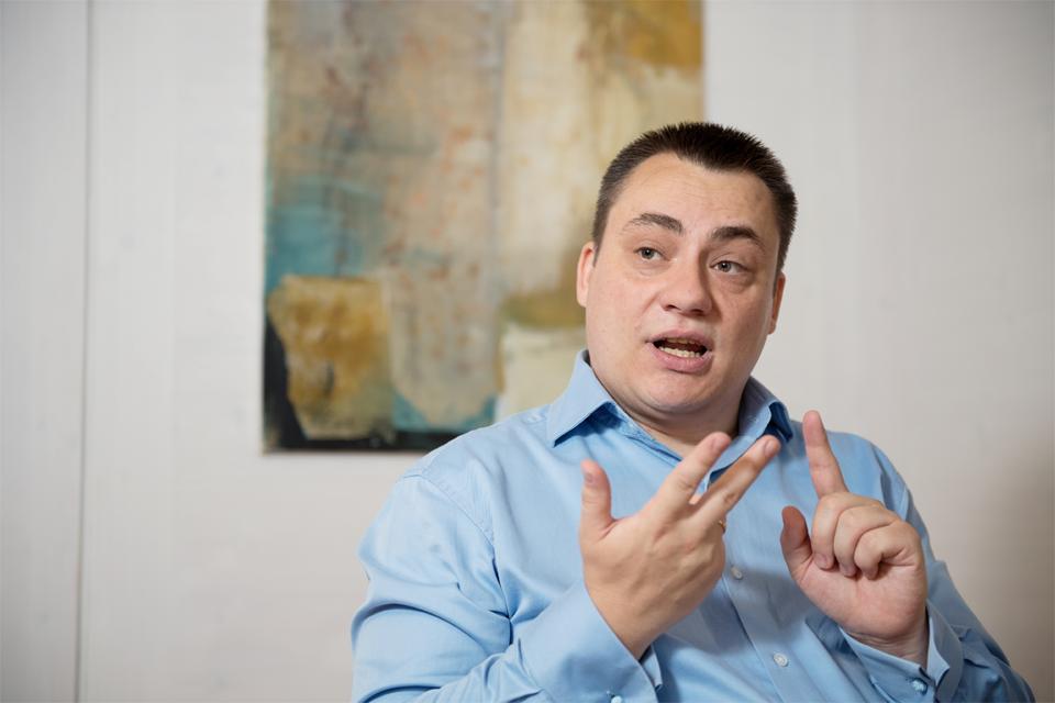 Interview mit dem frischgebackenen CEO der management tools research AG, Andreas Logk