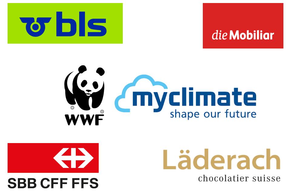 Im Namen der Nachhaltigkeit. Mit 6 starken Partnern.